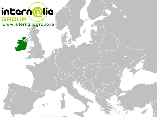 Internalia Group opens a new office in Ireland, it's headquarters for its European expansion