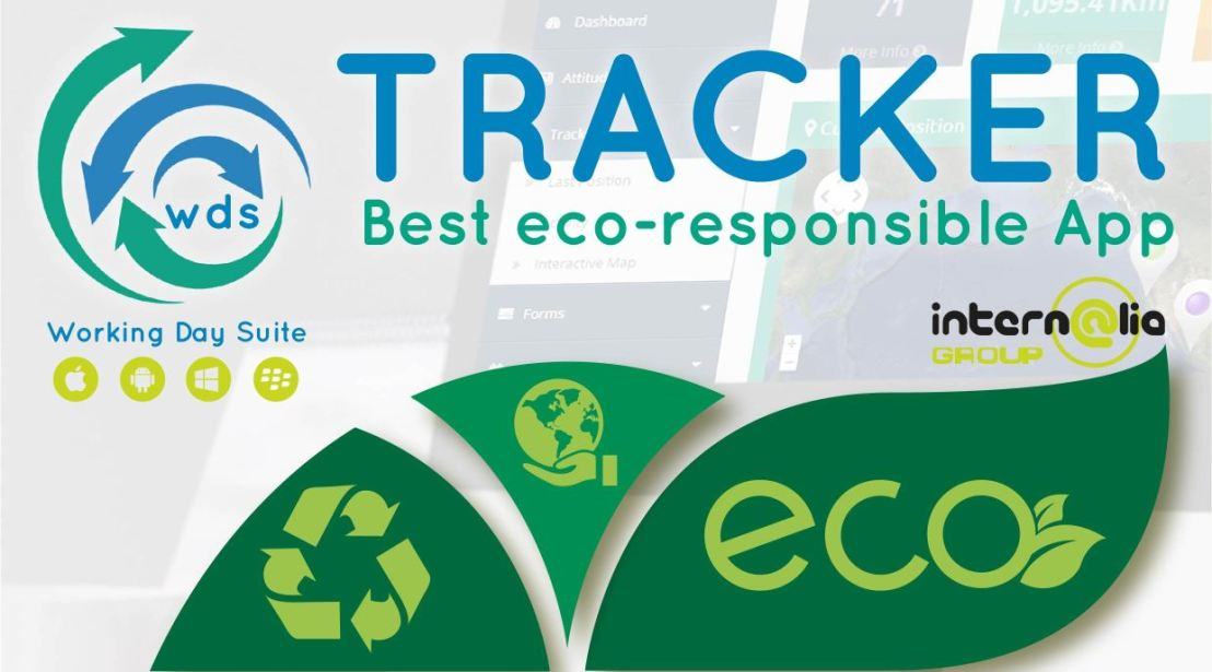 WORKING DAY SUITE, BEST ECO-RESPONSIBLE APP