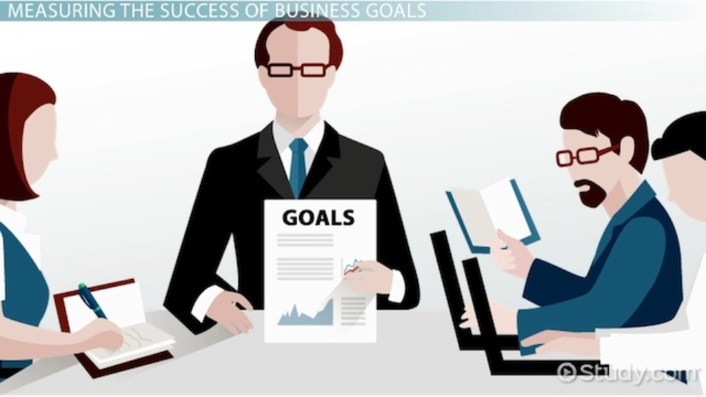 TIPS FOR SETTING A BUSINESS GOAL